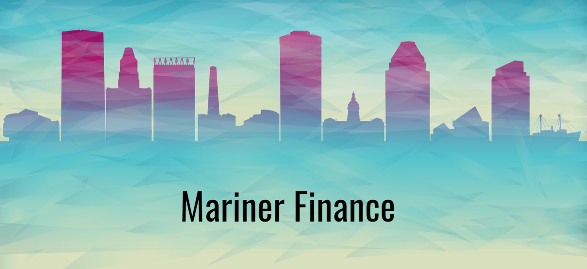 What exactly is the Mariner Financial company?